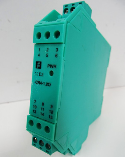 Pepperl+Fuchs KFD2-CR4-1.20 K-System Part Nr. 72224 -used- – Bild 1