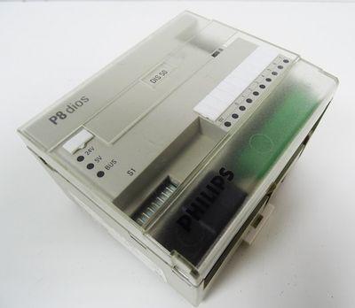 Philips P8 dios DIS 50  Digital-Slave-Module   8-Eingänge  -used- – Bild 1