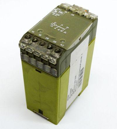 Pilz PB-1NK ID-No. 444014 Sicherheitsrelais  -used- – Bild 1