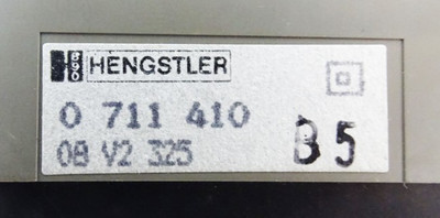 Hengstler 0 711 410 -used- – Bild 3