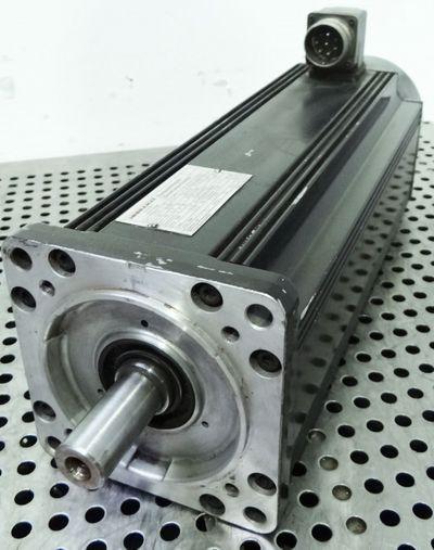 INDRAMAT Servomotor MAC 090C-0-GD-4-C/110-A-2/WI521LV/S013 -used- – Bild 2
