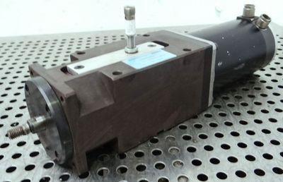 zebotronic schrittmotor SM 873-18M6E50/09+ Getriebe AC-IC1011-086/0 -used- – Bild 1