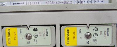 Siemens Simatic S5 6ES5 465-4UA12  6ES5465-4UA12 E: 3 -used- – Bild 3