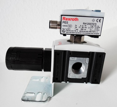 Rexroth PE5 R412007975 + R412006133 Pneumatik -unused- – Bild 2