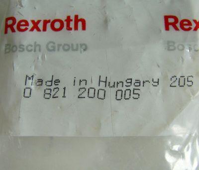 Rexroth 0 821 200 005 Drosselrückschlagventil  - unused - in OVP – Bild 2
