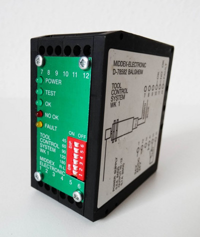 MIDDEX Tool Control System  WK 1 WK1 -used- – Bild 1
