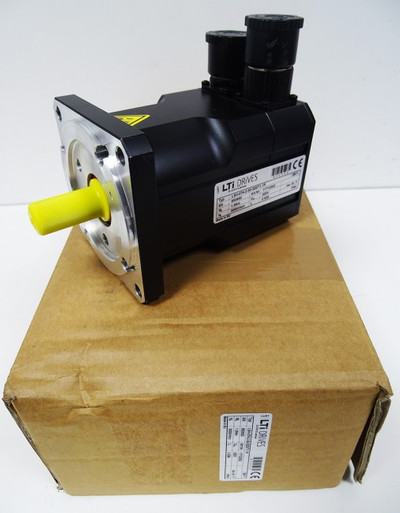 LTi Drives LSH-074-2-30-320/T1.1R Servomotor -unused in OVP- – Bild 1