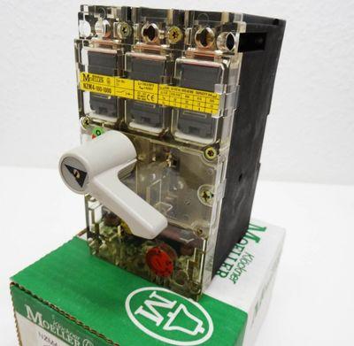 Klöckner Moeller NZM4-100-1000 3-Pol Leistungsschalter -unused/OVP- – Bild 1