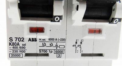 ABB S702 K80A -used – Bild 2