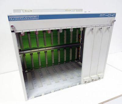 Indramat MT-CNC MTCB 03-00 Rack -used- – Bild 2