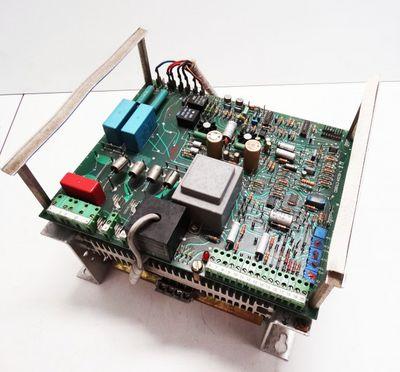 Siemens SIMOREG 6RA2116-6DD20-1A Typ: E300/24 Mre-GCE6 D20-2A -used- – Bild 1