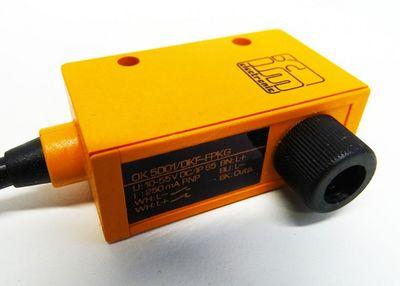 IFM efector OK 5001/OKF-FPKG Lichtschranke -unused/OVP- – Bild 2