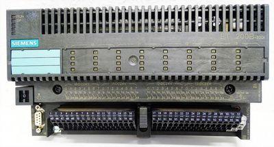 Siemens ET 200B-32DI 131-0BL00-0XB0 E: 4 + 193-0CB30-0XA0 E: 3 -used- – Bild 2