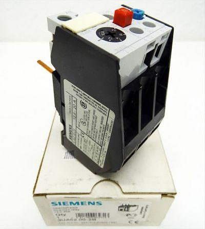 Siemens 3UA52 00-2B 3UA5200-2B Überlastrelais -unused/OVP- – Bild 1