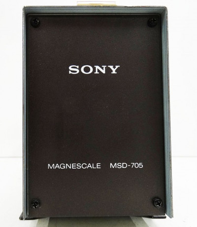 Sony Magnescale Detector MSD-705 -used- – Bild 3