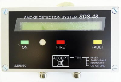 Safetec SDS-48 Smoke Detection System -unused- – Bild 2