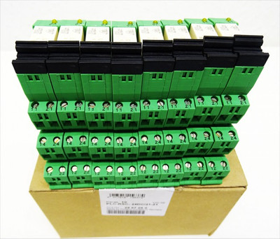 Phoenix Contact PLC-RSC-24DC/21-21 Ord. Nr. 29 67 06 0 8 Stück -unused/OVP- – Bild 1