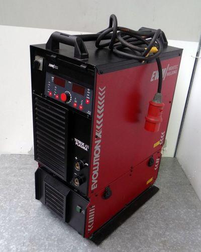EWM Evolution Tetrix 400 DC-P Roboter Hightec Welding Inverterschweißgerät  – Bild 1