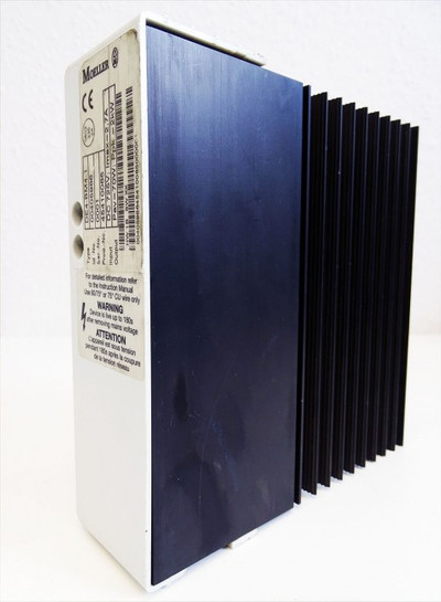 Moeller DE4-BM4-1 Id. 00405986 Frequenzumrichter -used- – Bild 1