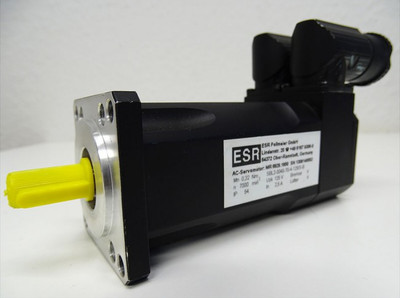 ESR Pollmeier GmbH AC-Servomotor MR6929.1850 MR69291850 -unused- – Bild 1