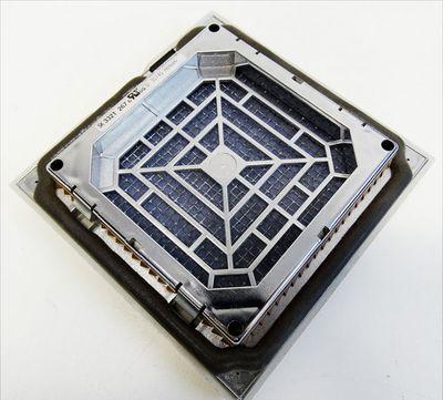 Rittal SK 3321 267  EMV Austrittsfilter -unused/OVP- – Bild 3