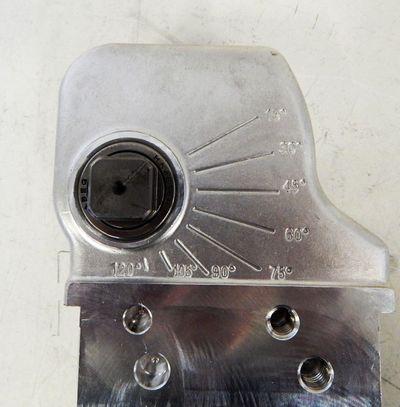 De-Sta-Co pneumatic Kraftspanner 82M-5030050C80 Winkel 15° -120°  - used  – Bild 3