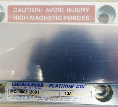 Kollmorgen Plainum DDL MC0300512001 MC0300512001 Linear Actuaor -unused/OVP- – Bild 2