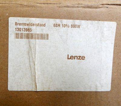 Lenze Bremswiderstand Type: ERBD068R800W Id. 13013985  -unused- – Bild 3