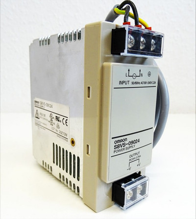 Omron S8VS-09024 S8VS-09024 Power Supply -used- – Bild 1