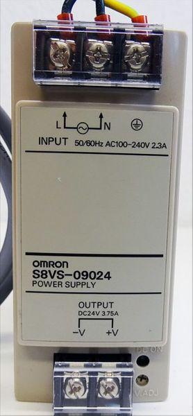 Omron S8VS-09024 S8VS-09024 Power Supply -used- – Bild 4