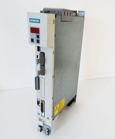 Siemens Masterdrives MC 6SE7013-0EP50-Z Z=C23 E: H + 6SE7090-0XX84-0KB0 -used- – Bild 1