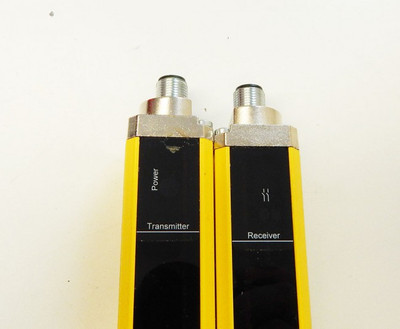 Leuze Lumiflex Solid-2 SD2T30-900 & SD2R30-900 Receiver&Transmitter -used- – Bild 2