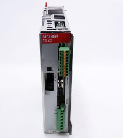 Beckhoff AX2523-B200 S403A-LB-520 3A Servoverstärker -used- – Bild 2