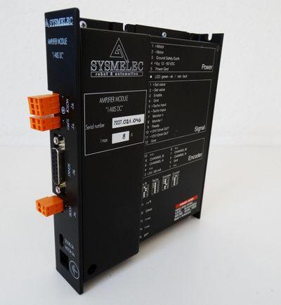 Maxon Motor Sysmelec 4-Q-DC ADS 50/5 ADS50/5 Servoverstärker -used- – Bild 1