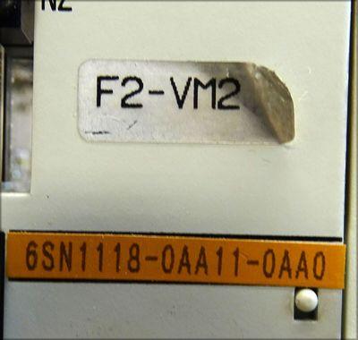 Siemens Simodrive 6SN1118-0AA11-0AA0  -used- – Bild 3