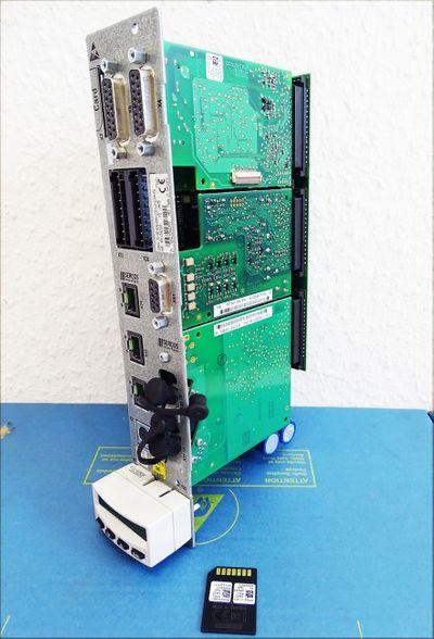 Rexroth CSH01.3C-SE-ENS-ENS-CCD-L2-S-NN-FW R911342168 + 128MB Ind. karte *used* – Bild 1
