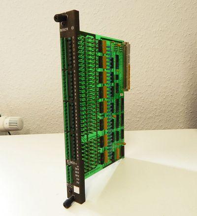Bosch E24V- Digital-Input-Karte Mat-Nr.: 1070075324-102  E-Stand:1  - used - – Bild 1