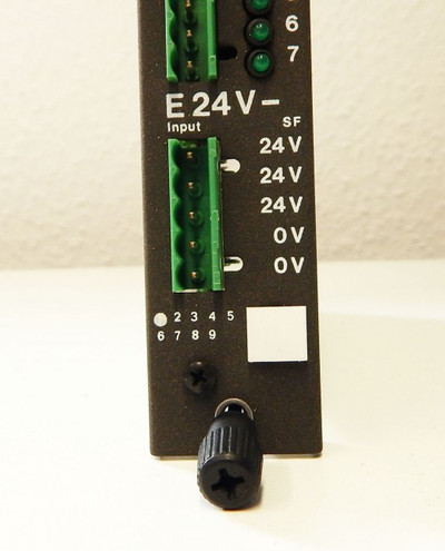 Bosch E24V- Digital-Input-Karte Mat-Nr.: 1070075324-102  E-Stand:1  - used - – Bild 2