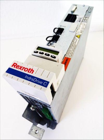 Rexroth HCS02.1E-W0012-A-03-NNNN + CSB01.1N-SE-NNN-NN-S-NN-FW *used* – Bild 1
