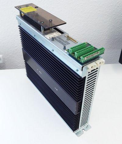 Indramat TDM 3.2-020-300-W0 AC-Servo-Controller & Steckerkarte -used- – Bild 1