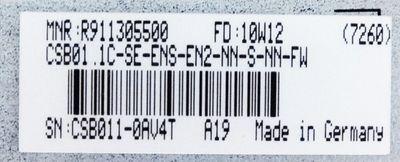 Rexroth HMS01.1N-W0150-A-07-NNNN + CSB01.1C-SE-ENS-NN-S-NN-FW *used* – Bild 3