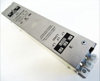 Schaffner FN3258-16-45 3x480/275VAC 50/60Hz Entstörfilter -used- – Bild 1