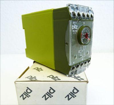 Pilz PA-1S/1/400VWS/1U Ident. Nr. 445681 Sicherheitrelais -unused/OVP- – Bild 1