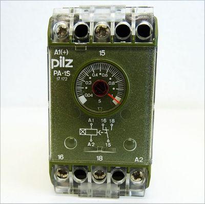 Pilz PA-1S/1/400VWS/1U Ident. Nr. 445681 Sicherheitrelais -unused/OVP- – Bild 2