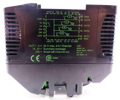 Murr Elektronik MICO 4.6 No. 9000-41034-0100600 Lastkreisüberwachung -used- – Bild 3