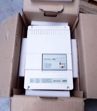 AEG Microverter 20/380 Frequenzumrichter  - used - – Bild 1