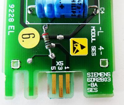 Siemens 6DR2803-8A 6DR2 803-8A -unused/in Box-  – Bild 3