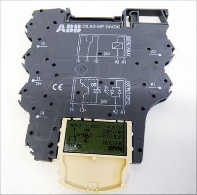10X ABB 1SNA607201R1300 D2.5/5-MP D2.5/5-R121L-24VDC -unused/OVP- – Bild 2