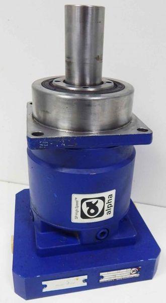 Alpha Getriebe SP100-MC2-20-051-000 -used- – Bild 1