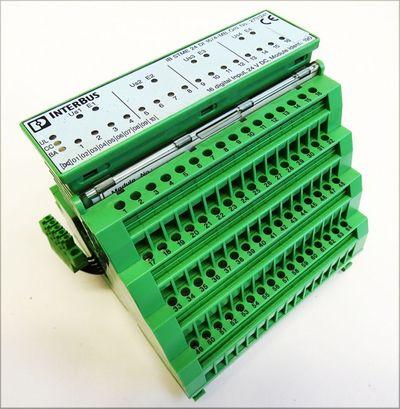 Phoenix Contact IB STME 24 DI 16/4-MB Nr.2731241+IBST24DI16/4-MB Nr. 2731186 -used- – Bild 1